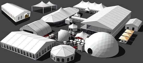kiralık çadır