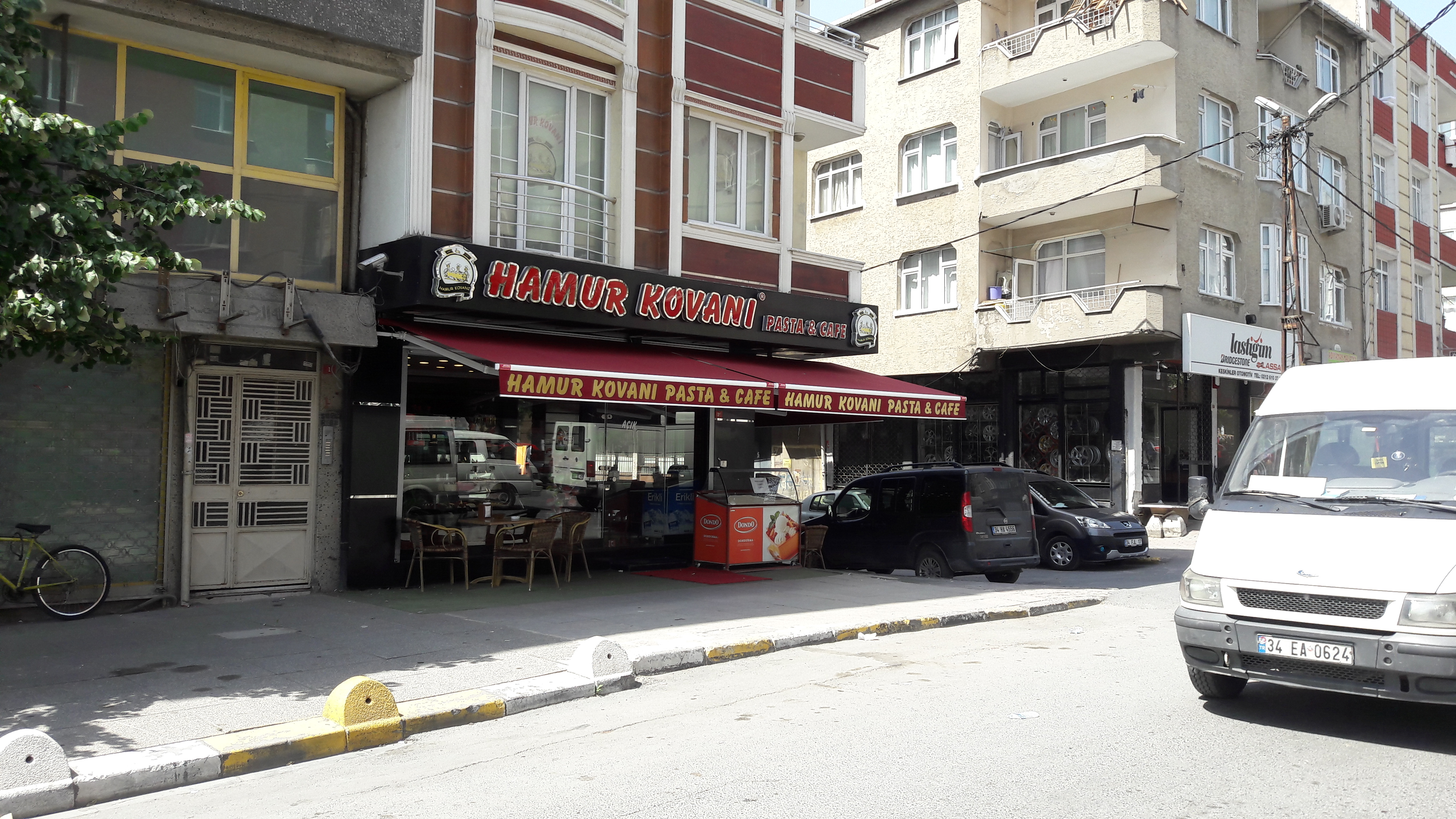 Tente Pergola İstanbul