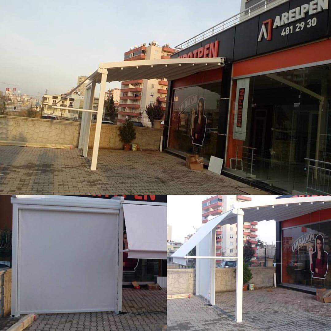 Yeşilköy Brandacı | Tente Branda Çadır İmalatı 0212 477 17 16